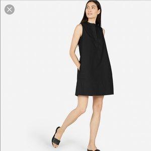 Everlane: The Premium Cotton A-Line Tee Dress